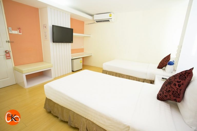 The Konnect Pratunam : Deluxe Room